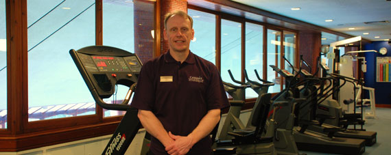 Exercise at Cascades Leisure Club