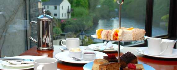Riverside Afternoon Teas