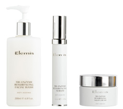 Elemis facials