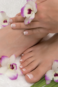 Jessica Manicure hands and feet treatments