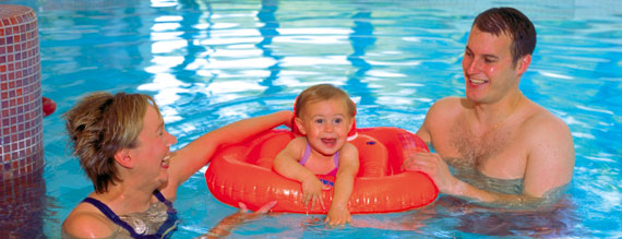 Cascades Leisure Club & Spa - A Place to Enjoy with the Family